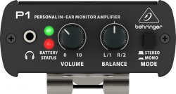 Behringer Powerplay P1 system monitoringu osobistego