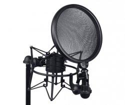 Uchwyt koszyk do mikrofonu ADAM HALL DSM400