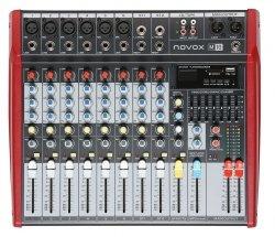 Novox M10 Mikser audio