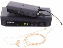 SHURE BLX14E/MX53 system bezprzwodowy z mikrofonem nagłownym MX153 - N O W O Ś Ć