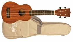 Flight NUT310 ukulele tenor pokrowiec