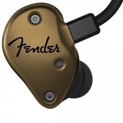 Fender FXA7 Pro IEM Gold słuchawki odsłuchowe