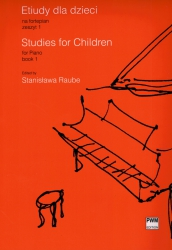 Etiudy dla dzieci na fortepian, z. 1 Raube