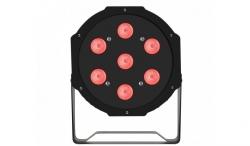 Fractal Lights Par LED 7x10W oświetlenie mini głowica