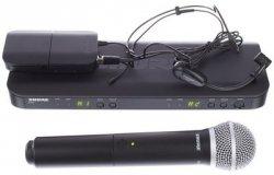 SHURE BLX1288E/PG30 system bezprzewodowy z podwójnym odbiornikiem - N O W O Ś Ć