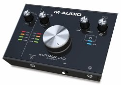 M-Audio M-Track 2x2 Interfejs audio USB