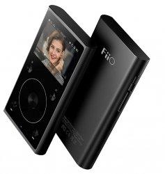 Fioo Xi II odtwarzacz MP3 FLAC Czarny