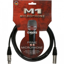 Klotz M1K1FM1000 kabel mikrofonowy 10m XLR-XLR