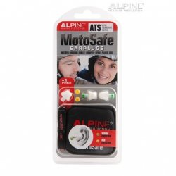 Alpine MotoSafe zatyczki do uszu stopery