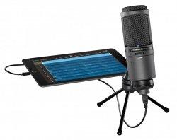 Audio-Technika AT2020USBi mikrofon pojemnościowy