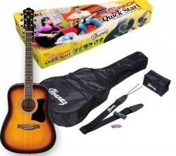 Ibanez V50NJP-VS Gitara akustyczna JamPack