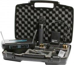 Novox 120 NH/PT Zestaw Mikrofonów Bezprzewodowych mieszany