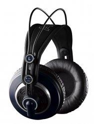 AKG K240 MKII Słuchawki studyjne półotwarte