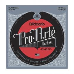 D'Addario EJ45FF struny do gitary klasycznej normal