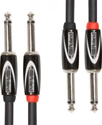 Roland RCC102814 kabel 2x jack - 2x jack 3m