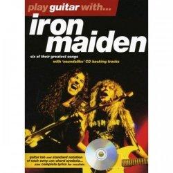 PWM Hal Leonard Iron Maiden + CD