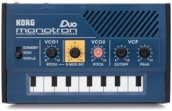 Korg Monotron Duo syntezator analogowy