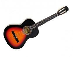 Ever Play EV121 SB gitara klasyczna 1/2