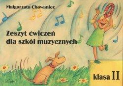 M. Chowaniec Zeszyt Ćwiczeń dla szkół muzycznych 2