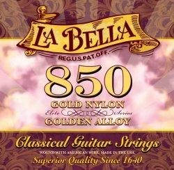 La Bella 850 struny do gitary klasycznej