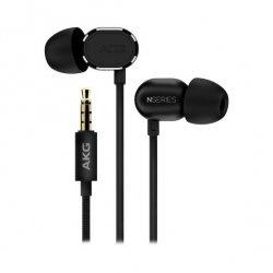 AKG N20U BK czarne słuchawki przewodowe mikrofon