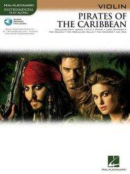 Hal Leonard Piraci z Karaibów skrzypce