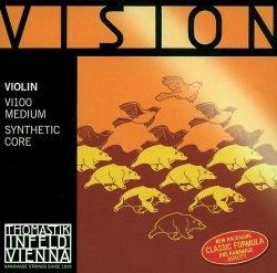 Thomastik Vision 100 struny do skrzypiec 4/4