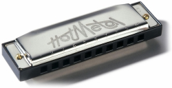 Harmonijka Hohner Hot Metal G