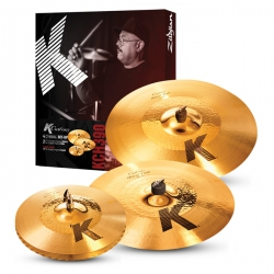 Zildjian K Custom Hybrid Box Set KCH390 BOX 14,17,21