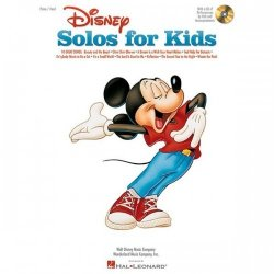 PWM Hal Leonard Disney Solos for kids