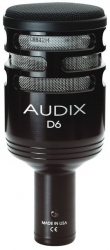 Audix D6 mikrofon do stopy
