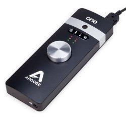 APOGEE ONE iPAD & MAC interface audio