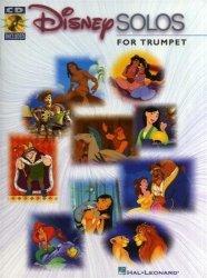 Hal Leonard Disney Solos trumpet