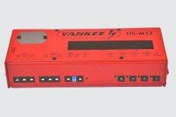 Yankee HS-M12 zasilacz efektów gitarowych