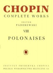 Polonezy, CW na fortepian      Fryderyk Chopin