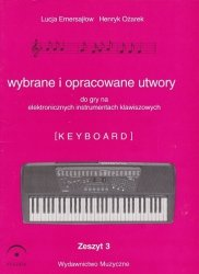 Fermata Wybrane utwory na keyboard cz 3