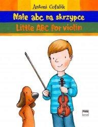 Małe ABC na skrzypce Antoni Cofalik