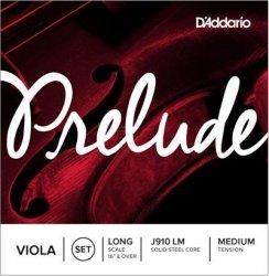 D'Addario Prelude J910 struny altówkowe