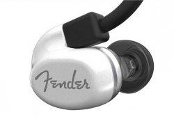Fender CXA1 IE White słuchawki odsłuchowe