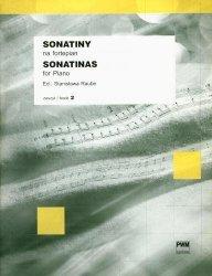 Sonatiny 2 na fortepian  Stanisława Raube