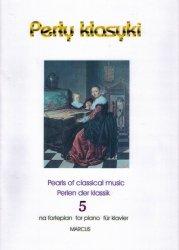 MARCUS Perły Klasyki 5 na fortepian
