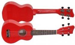 Ever Play UK21-10 RD ukulele sopranowe