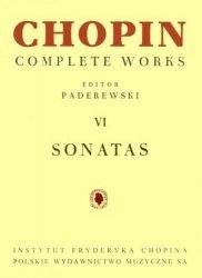 Sonaty, CW na fortepian VI      Fryderyk Chopin