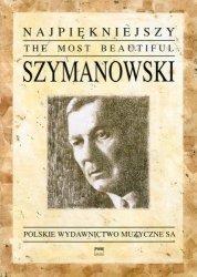 PWM Najpiękniejszy Szymanowski na fortepian