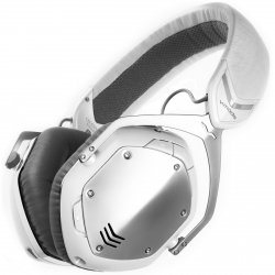 V-MODA Crossfade Wireless White Silver słuchawki Bluetooth