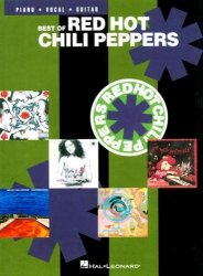 Hal Leonard Red Hot Chili Peppers