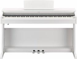 Yamaha Arius YDP-163 WH biały mat pianino cyfrowe