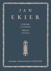 Utwory na fortepian (+CD)      Jan Ekier
