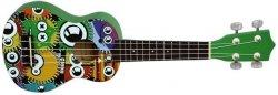 Ever Play UK21-20 68 ukulele sopranowe Trybiki