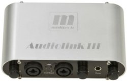 MIDITECH AudioLink III interfejs